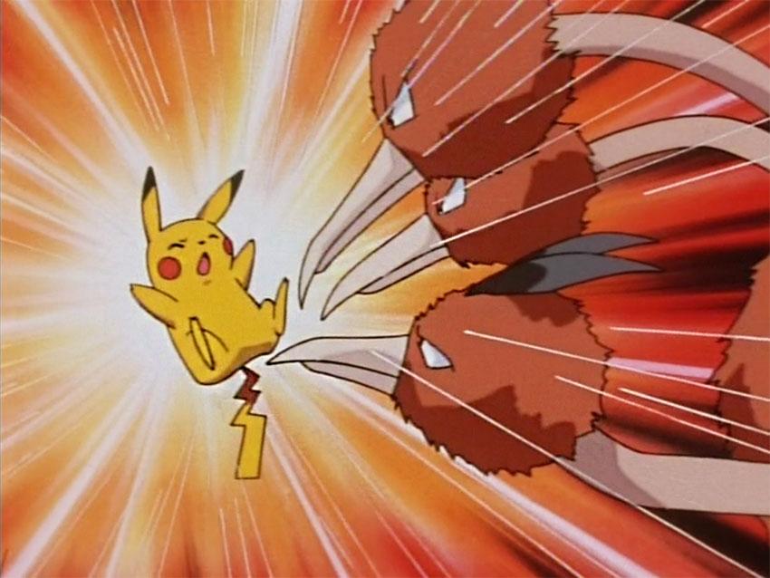 Атака Додрио в Покемон Го - Боевые способности Dodrio