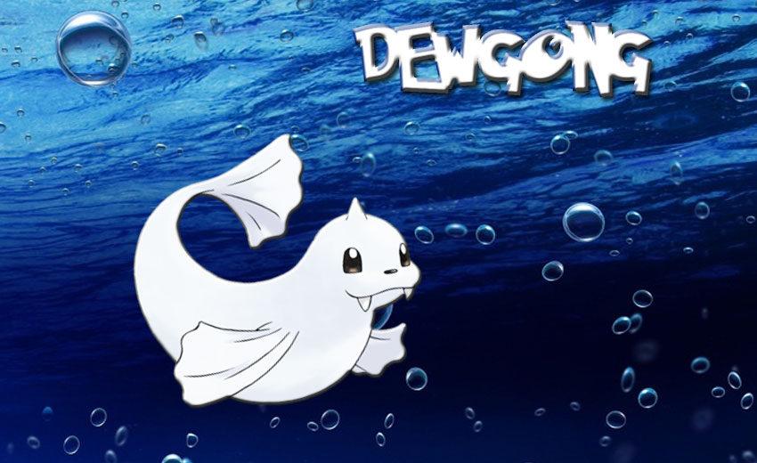 Где найти Dewgong