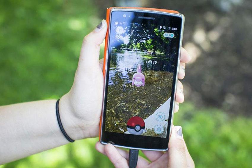Где найти Slowpoke в Pokemon Go