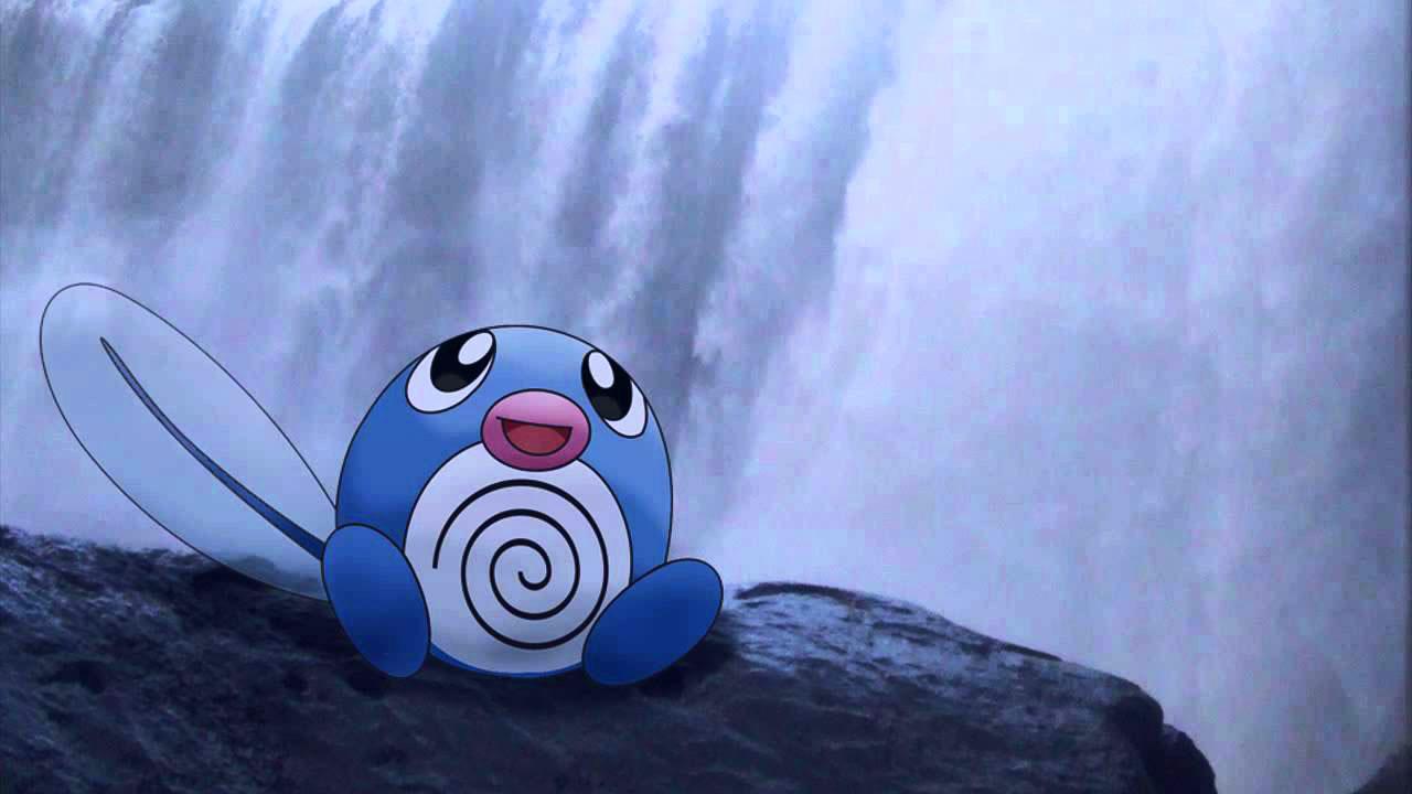 Поливаг в Покемон Го - эволюция Poliwag в Pokemon GO № 60