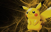 Pikachu как поймать