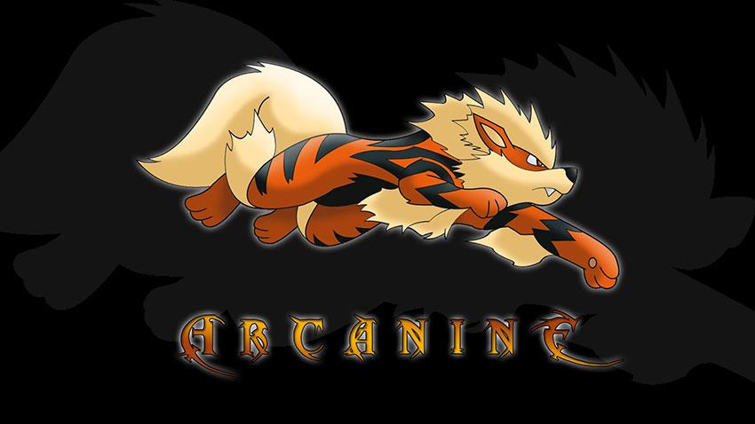 Pokemon Arcanine Pokemon Go