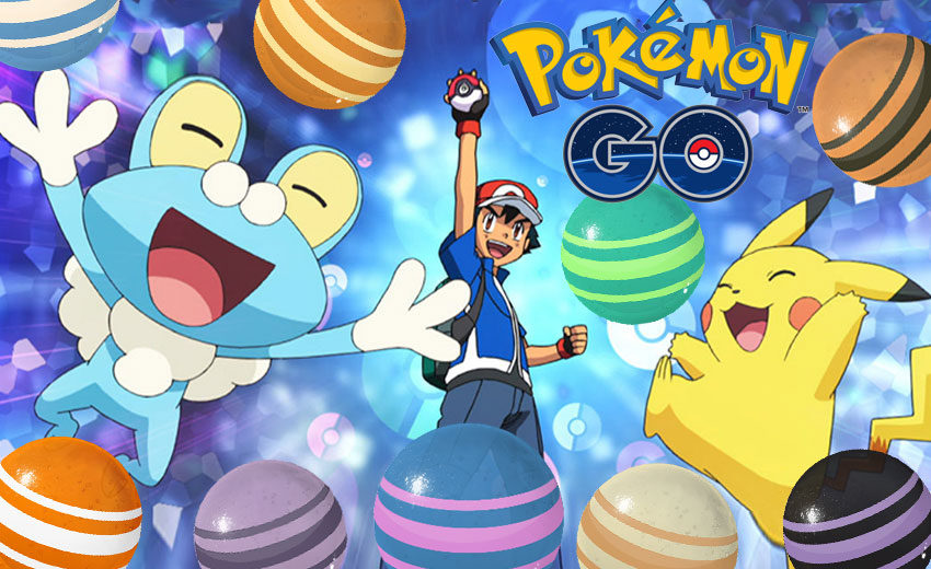 Pokemon Go использование конфет