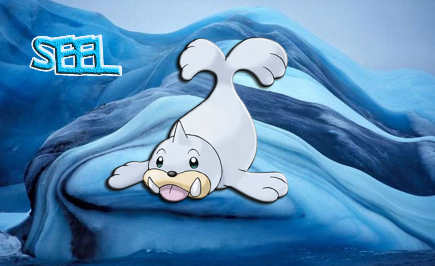 Сил в Покемон Го - эволюция Seel в Pokemon GO 86