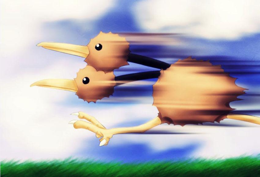 Додуо в Покемон Го - эволюция Doduo в Pokemon GO 84