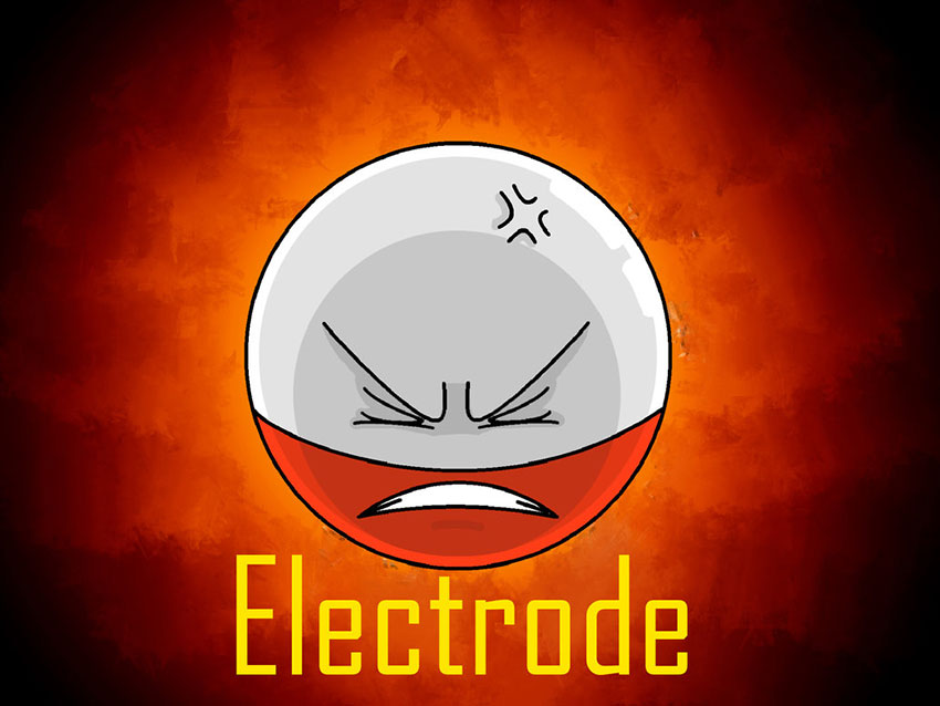 Описание Electrode