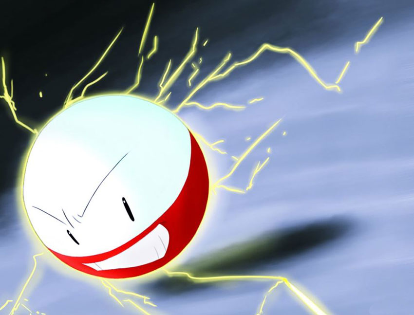 Electrode атака