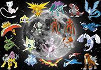 Где найти легендарных покемонов в Pokemon Go