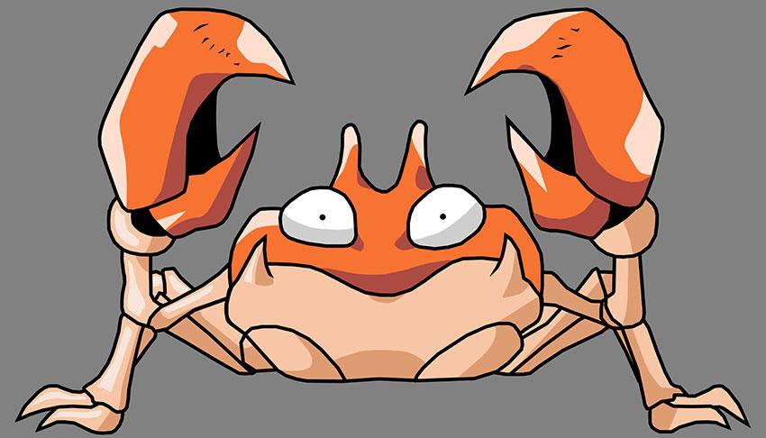 Характеристики Krabby